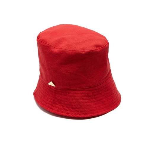 BUCKET HAT (RED)